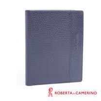 ROBERTA DI CAMERINO 荔枝紋直立短夾 040R-A9301