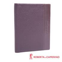 ROBERTA DI CAMERINO 荔枝紋護照夾 040R-A9402