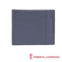 ROBERTA DI CAMERINO 荔枝紋橫夾-三層上下翻 040R-A9901