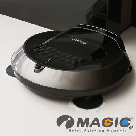【i Magic 愛瑪潔克】 全時四碟盤旋轉高效能擦+掃地機