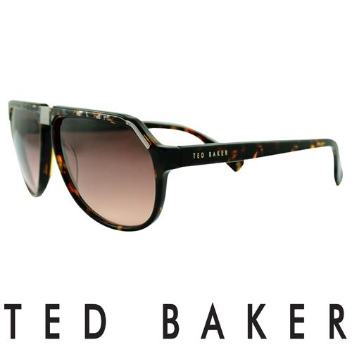 TED BAKER 倫敦 復古 太陽眼鏡 琥珀  TB1239~135