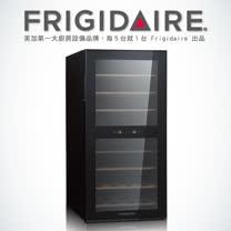 美國富及第Frigidaire Dual-zone 32瓶裝質感雙溫酒櫃 FWC-WD32SX