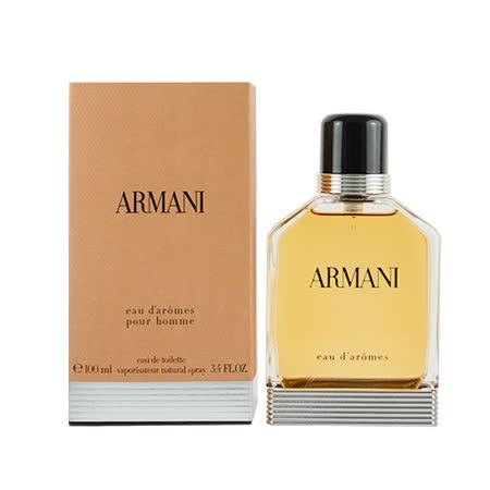 GIORGIO ARMANI 亚曼尼 新亚曼尼 男性淡香水 绅士 100ml