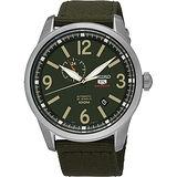 SEIKO 精工5號盾牌24石紳士風機械腕錶-軍綠/42mm 4R37-01D0G(SSA299J1)