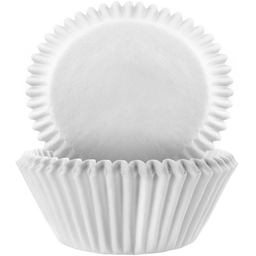 ~IBILI~Sweet蛋糕紙模100入 白7.5cm