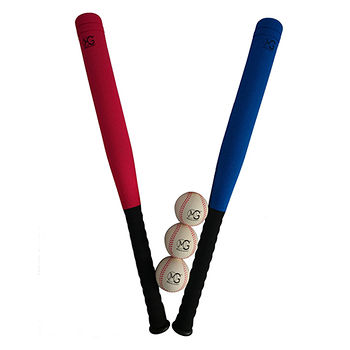 27吋球棒&棒球組