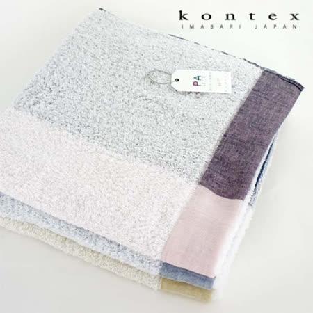 【クロワッサン科羅沙】日本今治~Kontex超輕量影格浴巾 70*130cm