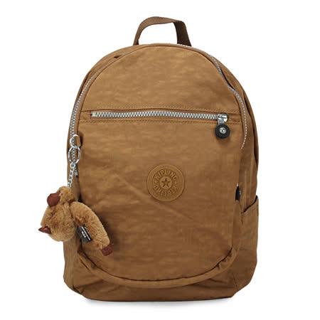 Kipling  Basic系列CLAS CHALLENGER肩背/後背包(褐色)