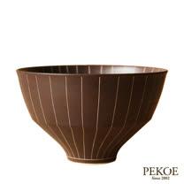日本有田製窯-陶瓷飯碗(十草)
