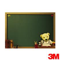 3M 利貼可再貼備忘版中方型-熊熊系列