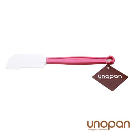 《UNOPAN》矽膠刮刀(玫紅)/刮刀/抹刀/UN35115/烘焙器具