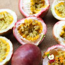 【果之家】產地直送酸甜原生種百香果3台斤禮盒