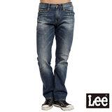 Lee 牛仔褲 Knox 728 標準直筒牛仔褲-男款(中古藍) LL120245232