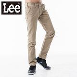 Lee 休閒褲低腰舒適窄腳-男款(卡其)