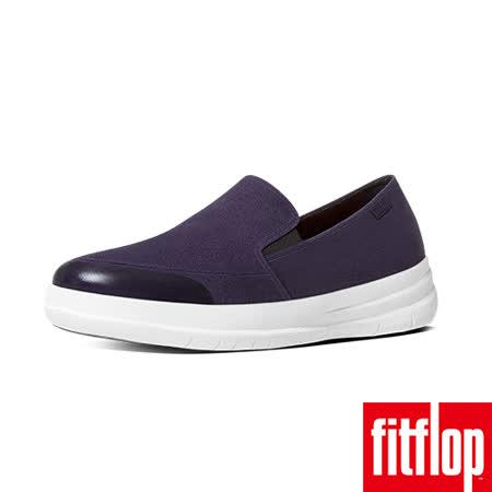 FitFlop™-(女款)SPORTY-POP SOFTY SNEAKER-CANVAS-紫色
