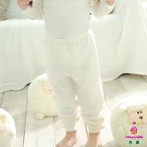 【Anny pepe】兒童抗敏羊毛長褲 ❤100%美麗諾羊毛+100%美國精梳棉❤冬季必備