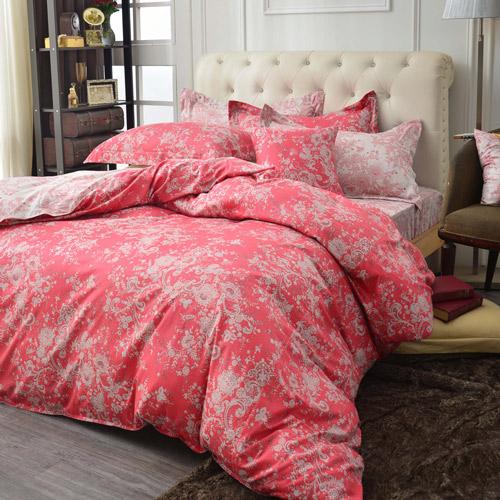IN HOUSE~Banquet of Versailles300織精梳棉薄被床包 雙人