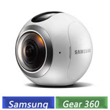 Samsung Gear 360 全景相機-【送64G記憶卡+MEFOTO腳架組+ 副廠充電座+ 副廠電池】