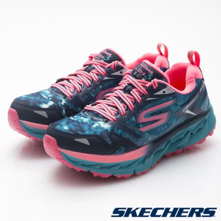 SKECHERS (女) 越野系列 GO Trail Ultra 3 - 14184NVTL