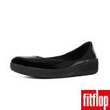 FitFlop™-(女款)SUPERBALLERINA™ PATENT-靚黑