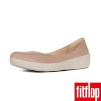 FitFlop™-(女款)SUPERBALLERINA™ PATENT-裸膚色