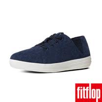 FitFlop™-(女款)F-SPORTY™ LACEUP SNEAKER CORDUROY-午夜藍