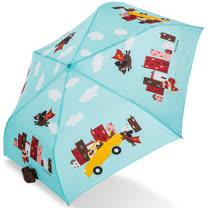 【rainstory】Super Dog(綠)抗UV輕細口紅傘
