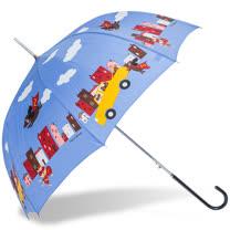 【rainstory】Super Dog(藍)抗UV自動開直骨傘
