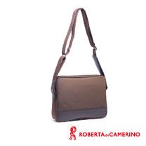 Roberta di Camerino 休閒橫式側背包