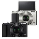 Nikon COOPLIX A900 35倍光學變焦翻轉螢幕機(公司貨)-送32G記憶卡+副廠電池+專用座充+讀卡機+小腳架+清潔組+保護貼