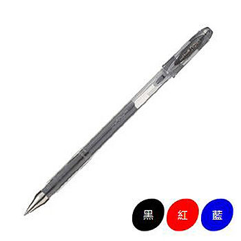 三菱UM-120  0.5中性筆配3入