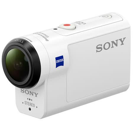 SONY HDR-AS300 運動攝影機(公司貨)-加送64G卡+原廠電池+專用電池+專用座充+清潔組+小腳架+讀卡機+防潮箱