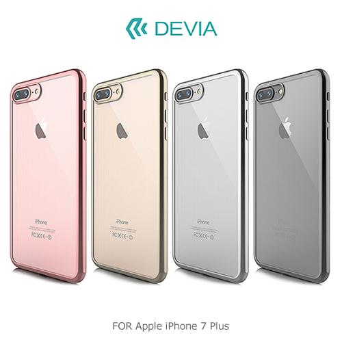 DEVIA Apple iPhone 7 Plus 柔金保護套