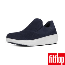 FitFlop™-(女款)LOAFF™ SPORTY SLIP-ON SNEAKERS CORDUROY-午夜藍