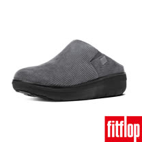 FitFlop™-(女款)LOAFF™ CLOGS CORDUROY-炭灰色