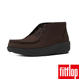 FitFlop™-(女款)LOAFF™ SLIP-ON ANKLE BOOT-巧克力色