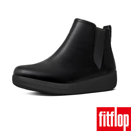 FitFlop™-(女款)SUPERCHELSEA™ BOOT-黑色