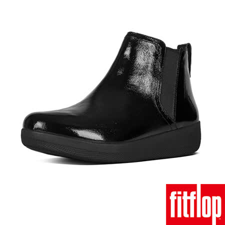 FitFlop™-(女款)SUPERCHELSEA™ BOOT-靚黑