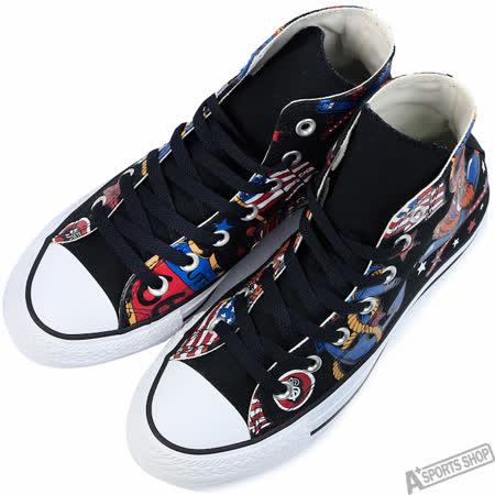 converse 男/女 Chuck Taylor All Star 美式風 高筒 帆布鞋 -150267C