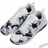 NIKE 女 AIR MAX MOTION LW PRINT 慢跑鞋 白/黑 -844890100
