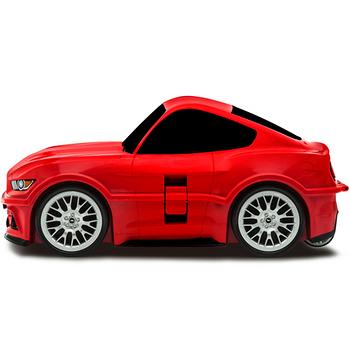 福特野馬 2015 Ford Mustang GT 兒童行李箱
