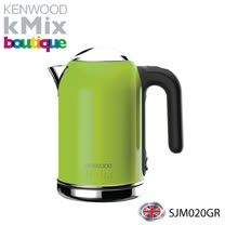 英國 Kenwood kMix 快煮壺Boutique系列 SJM020GR (黃綠)