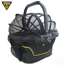 TOPEAK HB Cabriolet Basket 單車/自行車前置物籃購物菜籃-黑色