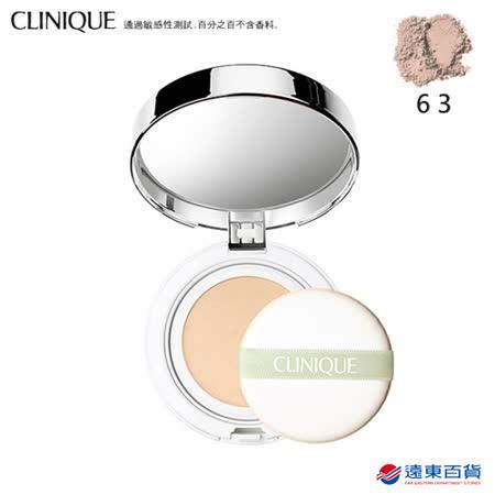 CLINIQUE 倩碧 超聚光無瑕BB氣墊粉餅 SPF50/PA++++63(健康膚色)(僅補充粉蕊)