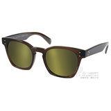 OLIVER PEOPLES太陽眼鏡 歐美香氛聯名款(深棕-深黃水銀) #BYREDO 1576O9