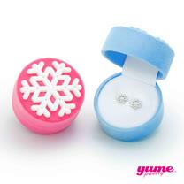 【YUME】雪之戀耳環耶誕禮盒
