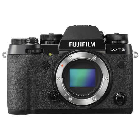 FUJIFILM X-T2 單機身 (公司貨).-送32G+專用鋰電池+相機包+大吹球清潔組+保護貼