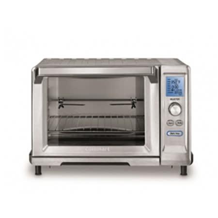 【Cuisinart 美膳雅】22L微電腦不鏽鋼旋風式烤箱(TOB-200TW)