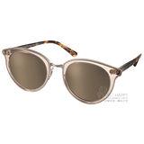 OLIVER PEOPLES太陽眼鏡 歐美時尚款(透棕-水銀棕) #SPELMAN 146739