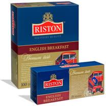 (買一送一)瑞斯頓Riston 英式早餐茶2g*25入